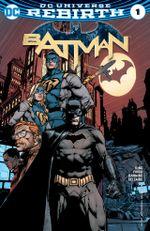 Couverture Batman (2016 - Present)