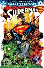 Couverture Superman (2016 - Present)