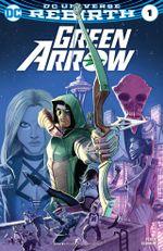 Couverture Green Arrow (2016 - Present)