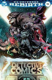 Couverture Detective Comics (2016 - Present)