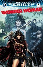 Couverture Wonder Woman (2016 - Present)