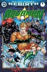 Couverture Aquaman (2016 - Present)