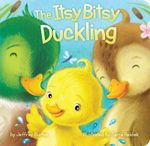 Couverture The Itsy Bitsy Duckling