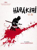 Affiche Harakiri