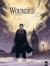 Couverture Les Limbes de Jack - Wounded, tome 2