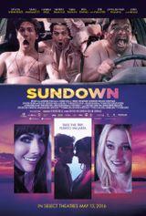 Affiche Sundown