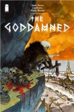 Couverture The Goddamned Volume 1 : Before The Flood