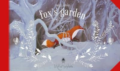 avis sur le livre fox 39 s garden 2016 par isabea senscritique. Black Bedroom Furniture Sets. Home Design Ideas