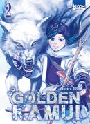 Couverture Golden Kamui, tome 2