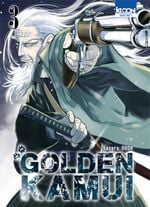 Couverture Golden Kamui, tome 3