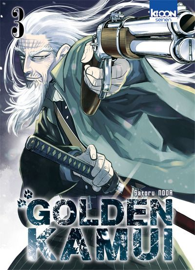 [MANGA/ANIME] Golden Kamui Golden_Kamui_tome_3