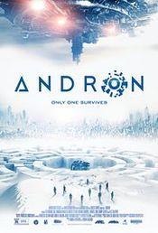Affiche Andròn – The Black Labyrinth