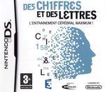Jaquette Des chiffres et des lettres DS