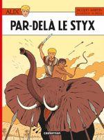 Couverture Par-delà le Styx - Alix, tome 34