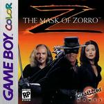 Jaquette Le Masque de Zorro