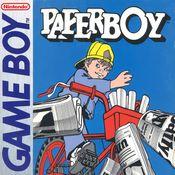 Jaquette Paperboy
