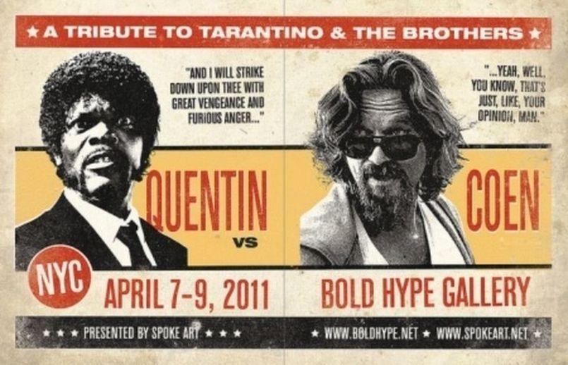 Illustration Qui fait les meilleurs méchants ? Tarantino ou les frères Coen ? Votre choix ?