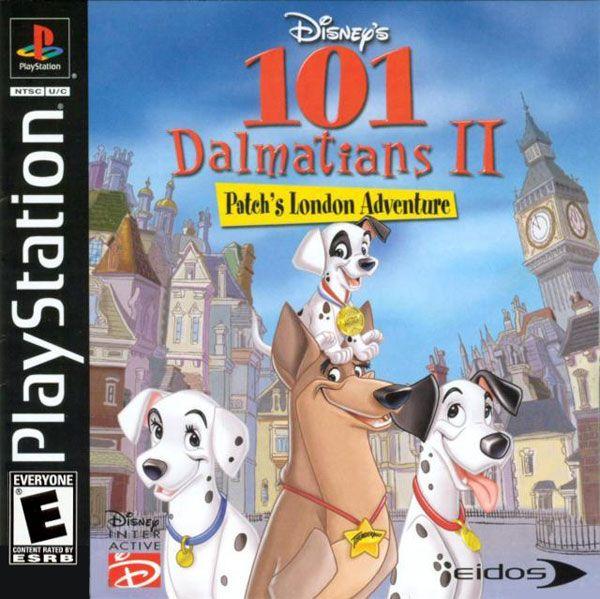 Les 101 Dalmatiens 2 Sur La Trace Des Heros 2003 Jeu Video