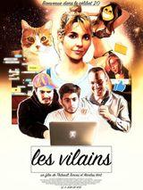 Affiche Les Vilains