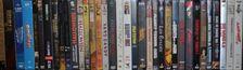 Cover Ma DVDthèque avec plein de films bien et plein de films pas bien