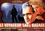 Affiche Le Voyageur sans bagage