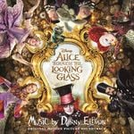 Pochette Alice Through the Looking Glass (OST)