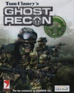 Jaquette Ghost Recon