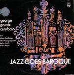 Pochette Jazz Goes Baroque