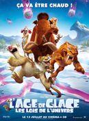 Affiche L'Âge de glace : Les Lois de l'univers