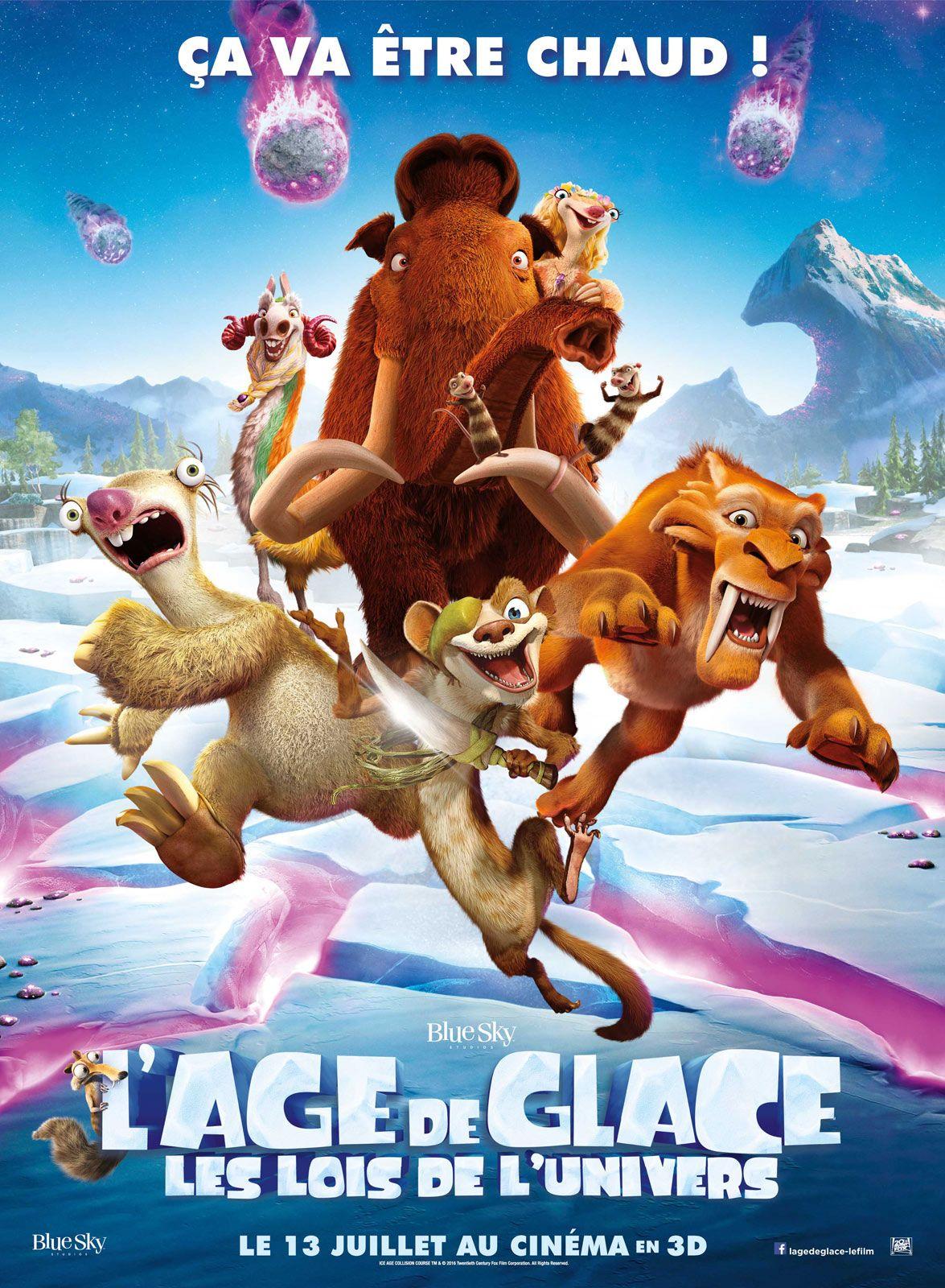 L'Âge de glace : Les Lois de l'univers - Long-métrage d ...
