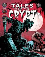 Couverture Tales from the Crypt (Akileos), tome 4