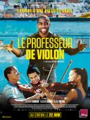 Affiche Le Professeur de violon