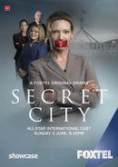 Affiche Secret City