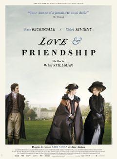 Affiche Love & Friendship