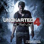 Pochette Uncharted 4: A Thief's End Original Soundtrack (OST)