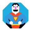 Illustration Superman