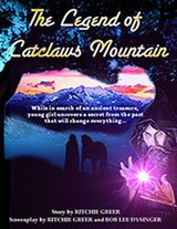 Affiche The Legend of Catclaws Mountain