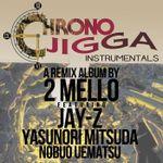Pochette Chrono Jigga Instrumentals