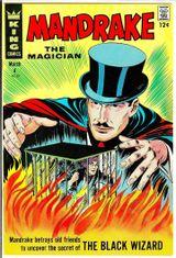 Affiche Mandrake le Magicien