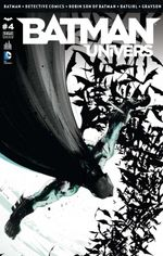Couverture Batman Univers #4