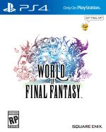 Jaquette World of Final Fantasy