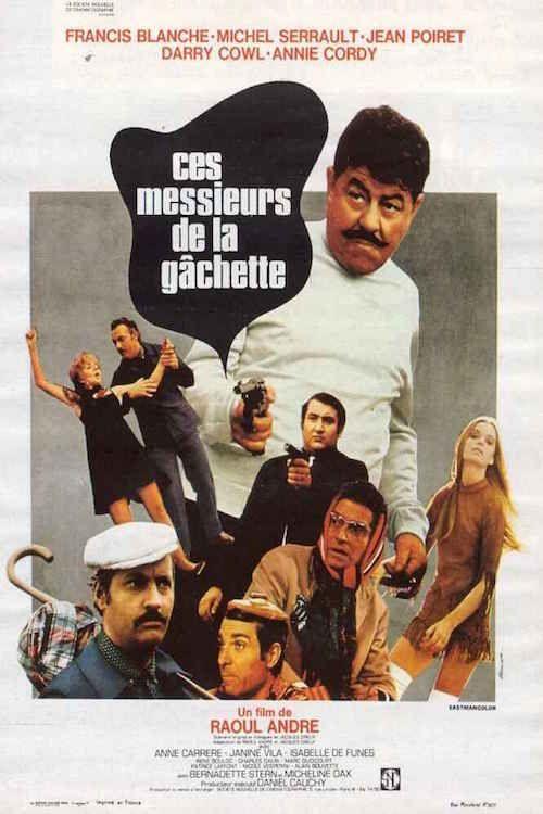 Votre dernier film visionné - Page 2 Ces_messieurs_de_la_gachette