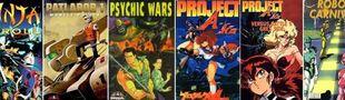 Cover Les années 80-90 l'age d'or de la Japanimation (partie 2 Les films)