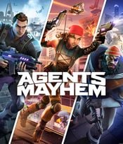 Jaquette Agents of Mayhem
