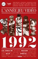 Couverture L'Année jeu vidéo : 1992