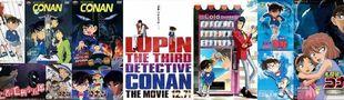 Cover Détective Conan: Ordre chronologique par rapport à la série animée