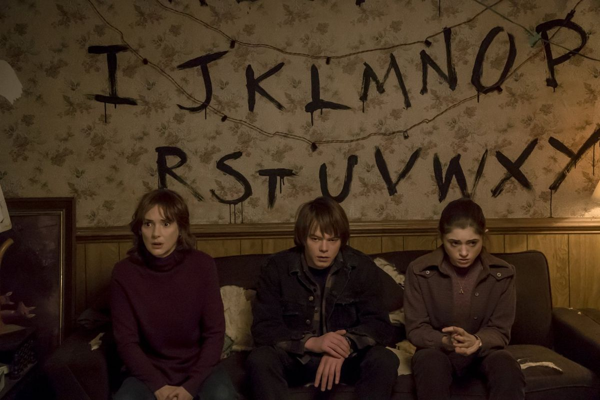 Stranger Things Srie 2016 SensCritique