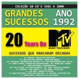Pochette 20 Years on MTV: 1992