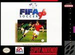 Jaquette FIFA Soccer 96