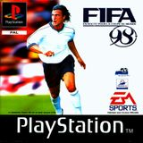 Jaquette FIFA 98 : En route pour la coupe du monde